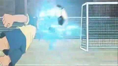 Inazuma Eleven - Megane Crash