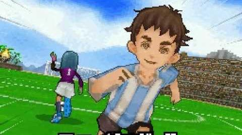 Inazuma Eleven 3 Sekai No Chosen The Ogre - Fake Ball