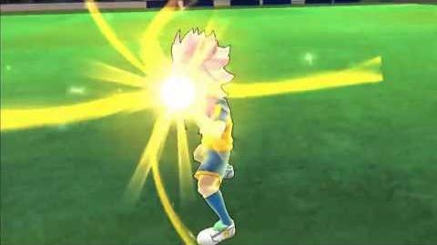 Inazuma Eleven - Taiyou Crazy Sunlight