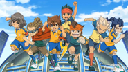 Inazuma Eleven Strikers 2012 Xtreme promotion