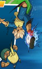 Inazuma Drop game artwork