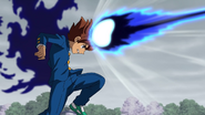 Tenma stopping the ball GO 1 HQ