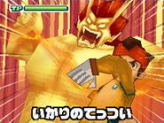 Ikari no tettsui game