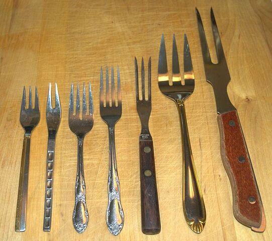 File:Assorted forks.jpg