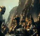 Oorlog tussen Dwergen en Orks