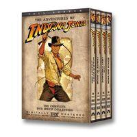 The Adventures of Indiana Jones-DVD-Fullscreen