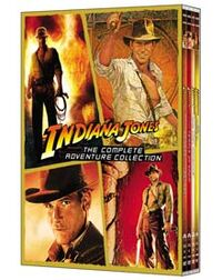 Indiana Jones The Complete Adventure Collection