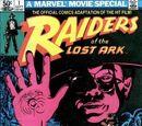Raiders of the Lost Ark (komiks)