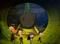 PnF and the Temple of Juatchadoon