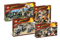 Classic Indy LEGO