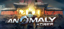 Anomaly-korea