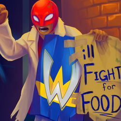 Will-fight-for-food