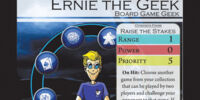 Ernie the Geek