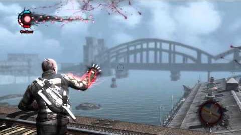 "InFamous 1 - mission ""Standard Protocol"" (Evil)"