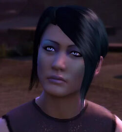 Lucy Kuo Infamous 2