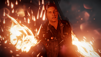 InFAMOUS Second Son-Delsin Rocket