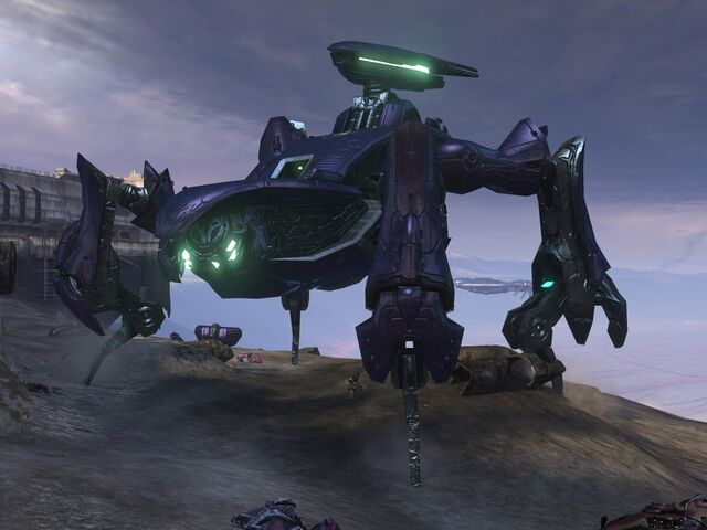 File:HALO 3 COVENANT SCARAB by victortky.jpg