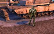 Desert Armor Batman Prime Skin Costume Gameplay 3