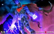 Nightmare superman art