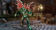 Defender of the Deep Swamp Thing Gameplay Skin