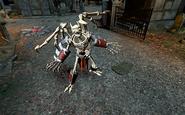 Revenant Nightmare Batman Infinite Crisis Gameplay Skin