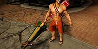 Aquaman/Costumes