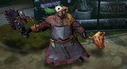 Plague baron In Game