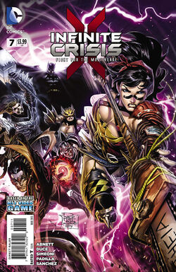 Infinite Crisis The Fight for the Multiverse Volume 7