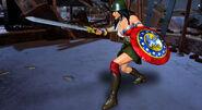 Sgt. Diana Wonder Woman Gameplay Skin 2