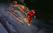 The Flash Character Design Change