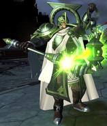 Arcane Green Lantern Character model