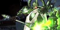 Arcane Green Lantern