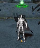 Batman Prime Arkham City Gameplay Skin
