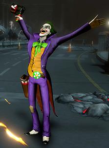 Joker Prime Character Model 2