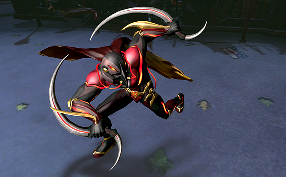 File:Crimson Dusk Nightmare Robin Gameplay Skin Infinite Crisis.png