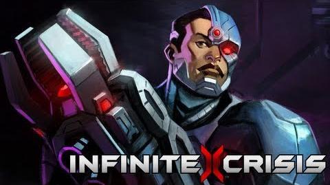 Chakarr Champion Profile Cyborg