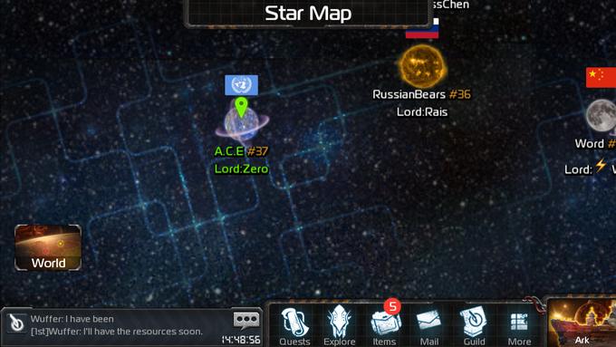 AoW StarMap