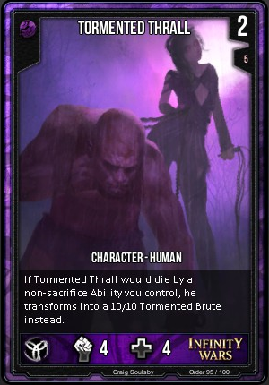 ORDER- Tormented Thrall