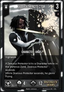 Zealous Protector