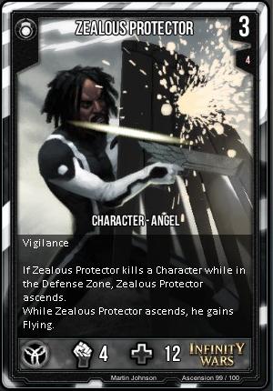 ASCENSION- Zealous Protector