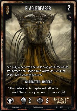 RISE- Plaguebearer