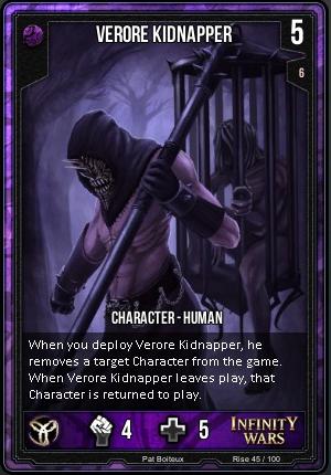RISE- Verore Kidnapper