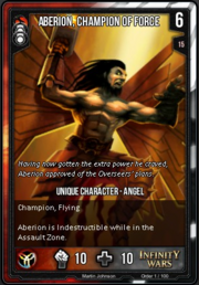ORDER- Aberion, Champion Of Force