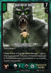 Avatar Of Daode