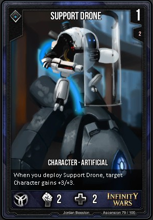 ASCENSION- Support Drone