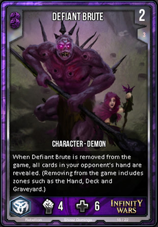 REBELLION Defiant Brute