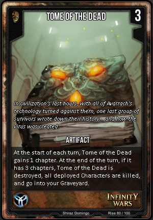 RISE- Tome Of The Dead
