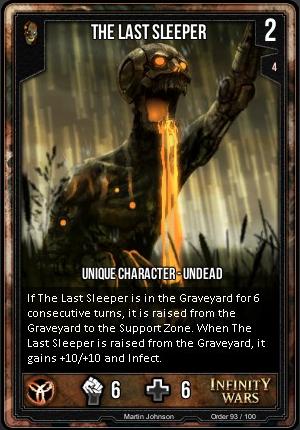 ORDER- The Last Sleeper