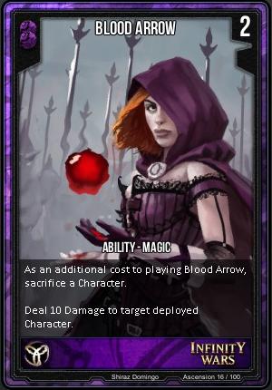 ASCENSION- Blood Arrow