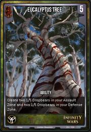 Plat Eucalpytus Tree